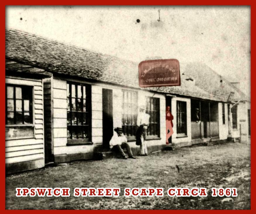 ipswich street scape