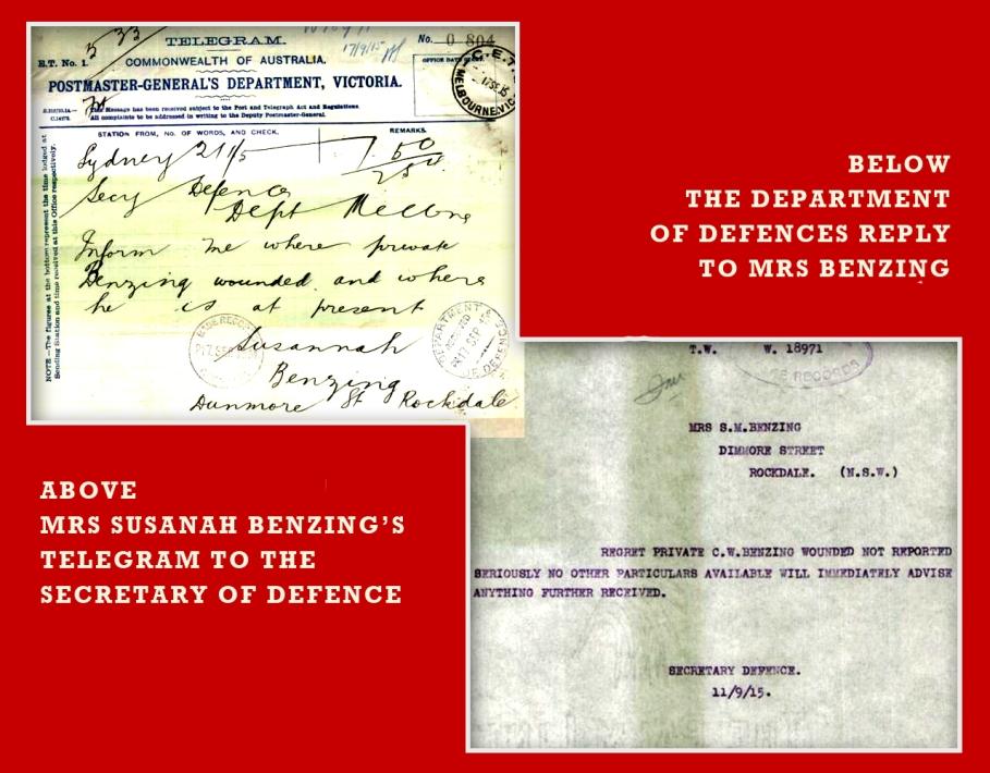 telegram benzing