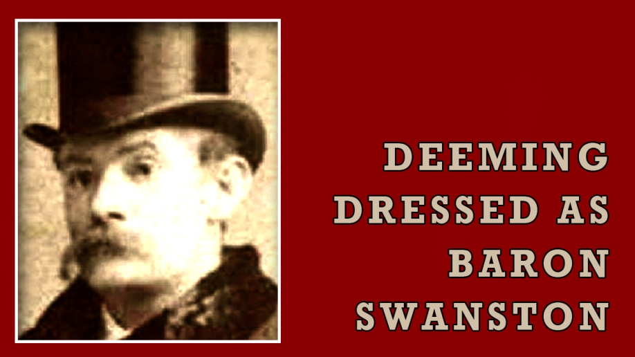 DEEMING AS SWANSTOM