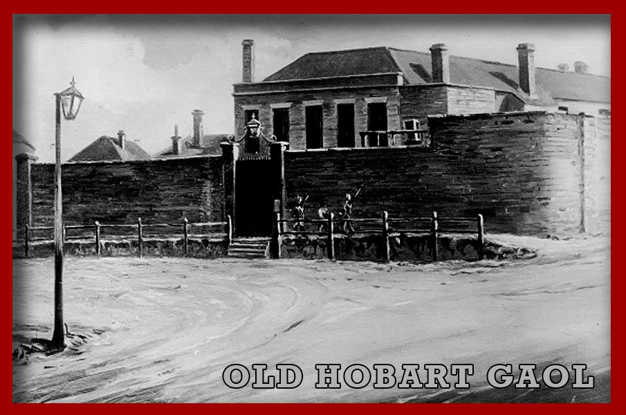 Hobart gaol