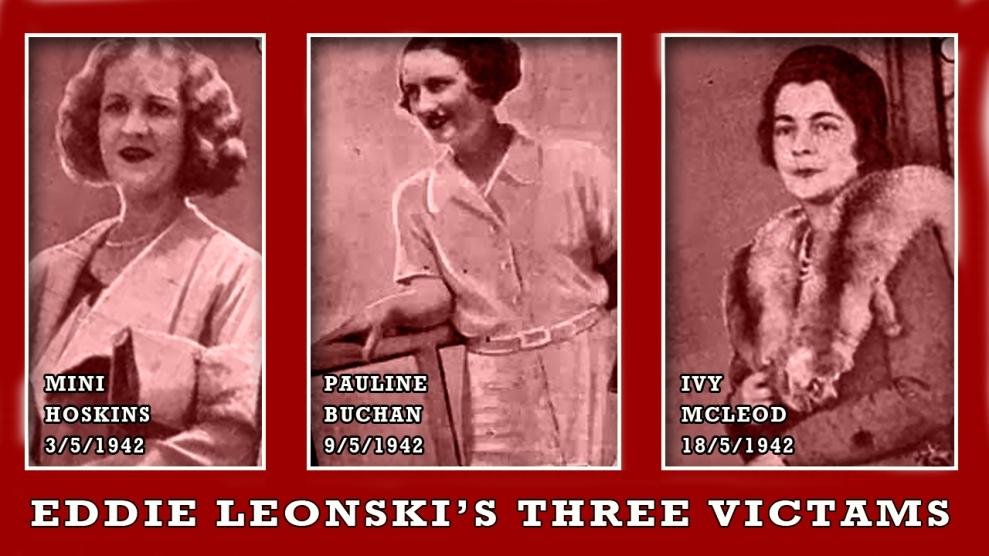 x3 women leonski